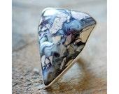 SOLD Tiffany's Ring Tiffany Stone Opalized Fluorite