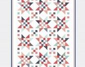 Scrap Jar Stars DIGITAL pattern by Gigi's Thimble