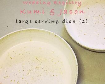 Wedding Registry for Kumi & Jason