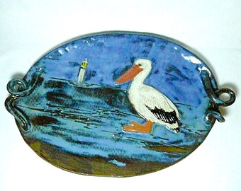 PELICAN PARTY PLATTER,  free pendant with each order