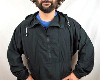Vintage 80s 1984 Jimmy'Z  Skater Windbreaker Jacket Pullover