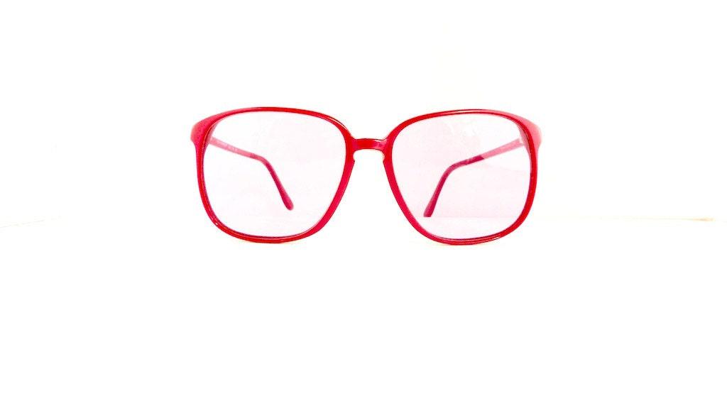 80s Maurice St Michael Eyeglasses Frames Vintage 1980\'s Hot Pink ...