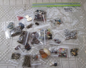 JEWELRY Supplies Mix Vintage