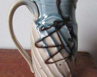 Textural Stien Mug - Cozy - Stoneware - Ready to Ship