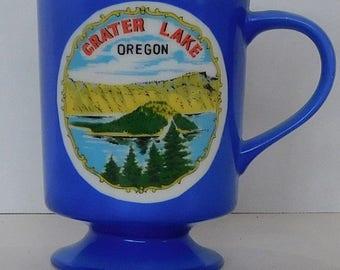 Oregon Crater Lake Souvenir Coffee Cup