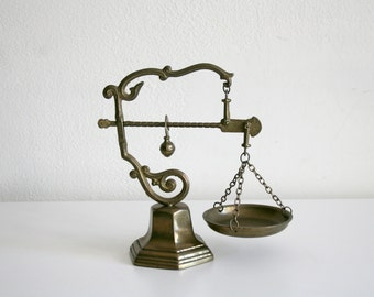 Brass Decorative Scale