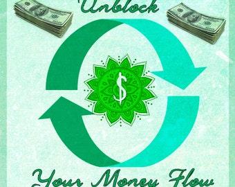 UNBLOCK Your MONEY Flow RITUAL Digital Download