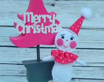 Christmas Decoration Frosty the Clown
