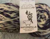 Handspun Bulky Wool Yarn by Naturwolle Black Forest Yarn Muench Yarns made in Germany 110 yards