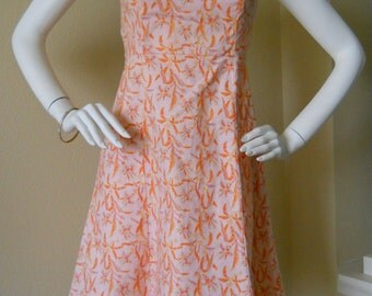 Vintage GAP Strapless Summer Dress
