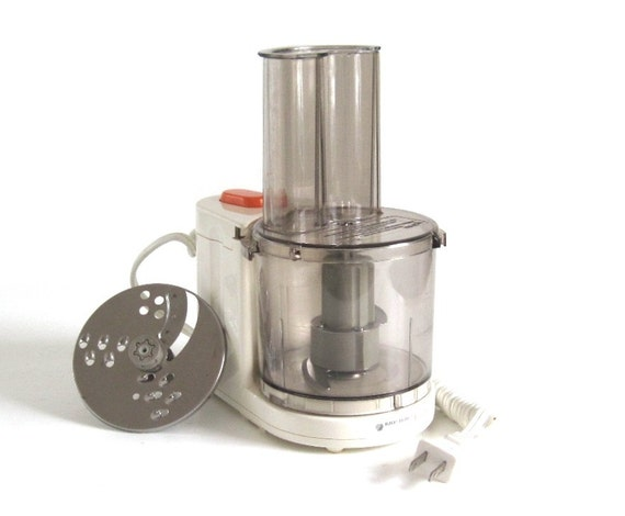 Curly Fry Food Processor