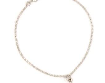 Tiny Star Bracelet, BFF bracelet, Minimalist Sterling Silver Jewelry Bracelet, Dainty Delicate Bracelet, Simple Everyday Bracelet,