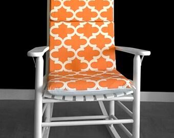 Indoor Outdoor Rocking Chair Cushions Fits Cracker Barrel