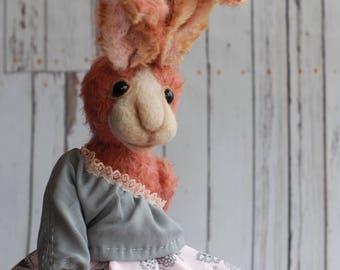 Amelie, the Teddy Bunny