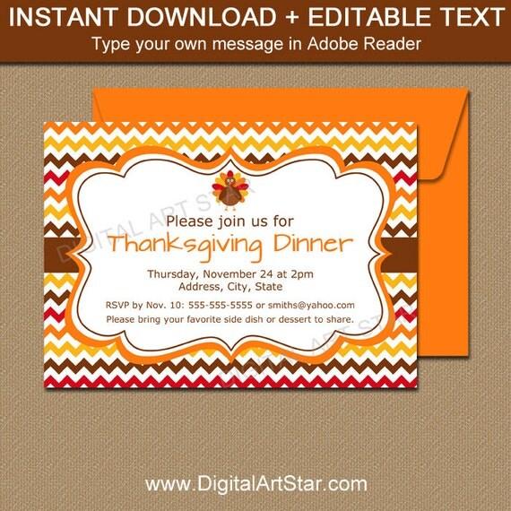 printable thanksgiving invite fall birthday invitation