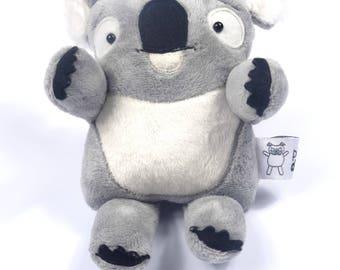 Pocket Softie Koala PDF Soft Toy Plush Sewing Pattern