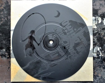"Throwing Muses - Ruthie's Knocking -  Etched 7"" Single -  vinyl record"