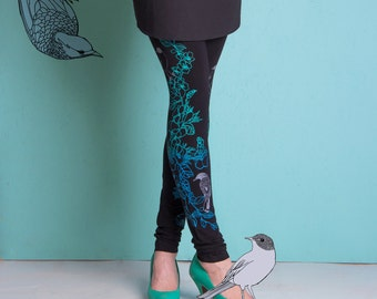 Early Bird - leggings