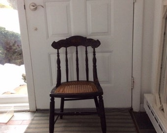 Antique Childs Cottage Chair