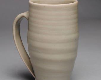 Clay Mug Beer Stein Celadon Green G30