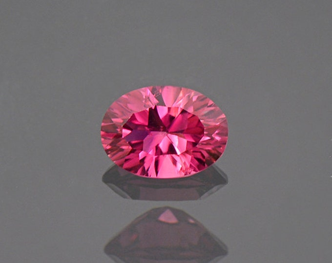 UPRISING SALE! Stunning Cranberry Pink Tourmaline Gemstone from Nigeria 0.89 cts.