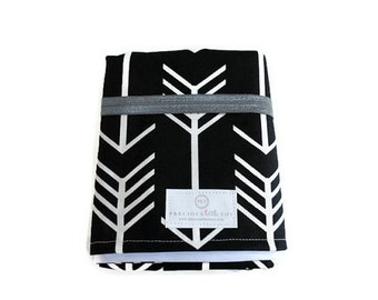 SALE Black Arrow Travel Changing Pad - Baby Changing Pad - Waterproof Changing Pad - Baby Accessories