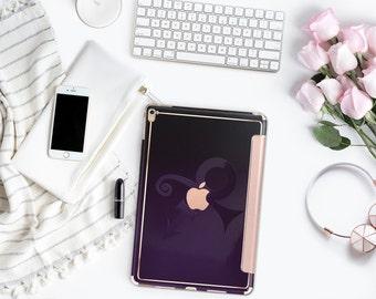 Platinum Limited Edition Sweet Prince Embossed Love Symbol Rose Gold Smart Hard Case for iPad Air , iPad mini , iPad Pro , New iPad 9.7 2017