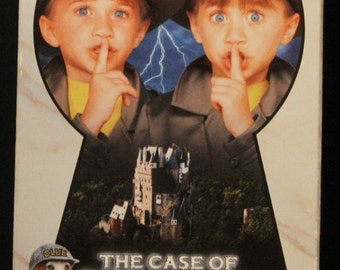 The Case of Thorn Mansion VHS
