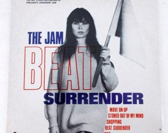 The Jam Beat Surrender Vinyl LP Record 810 751-1