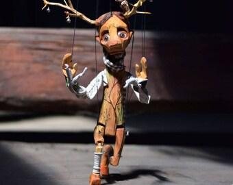 Marionette Faun  Deer