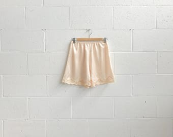 Cute Cream Bloomies · Lacy Champagne Lace Shorts · Festival Lace Shorts · Cream Floral Lace Shorts · Lace Festival Shorts · Silk Shorts · M