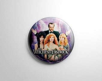 The Witches of Eastwick Button / Keychain
