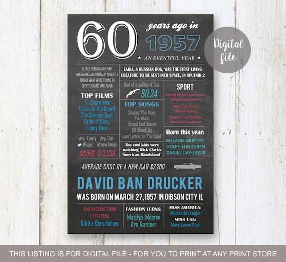 Geschenk fur vater zum 60 geburtstag die besten momente - Geschenk zum 60 mutter ...