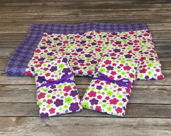 Baby Gift Set - Bright Little Floral