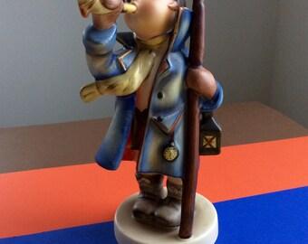 "MI Hummel ""Hear Ye Hear Ye"" Figurine TMK 2 #15/0 Limited Edition Size 5.75"" In Near Mint Condition No Box"