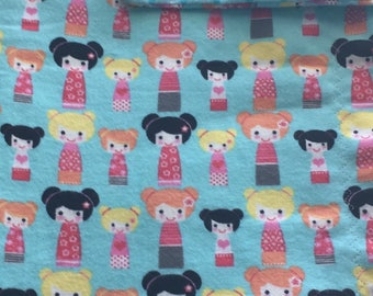 Doll Baby Blanket