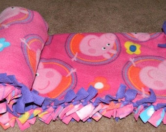 Unique Pig Fleece Blanket Related Items Etsy