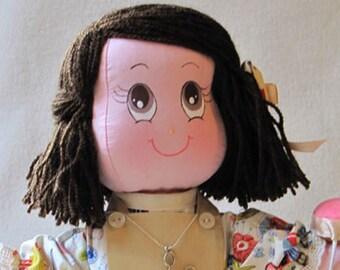 Rag Doll Dressmaker
