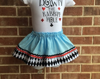 Alice in Wonderland costume, Alice in Wonderland birthday