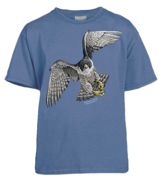 Peregrine Falcon Youth T Shirt