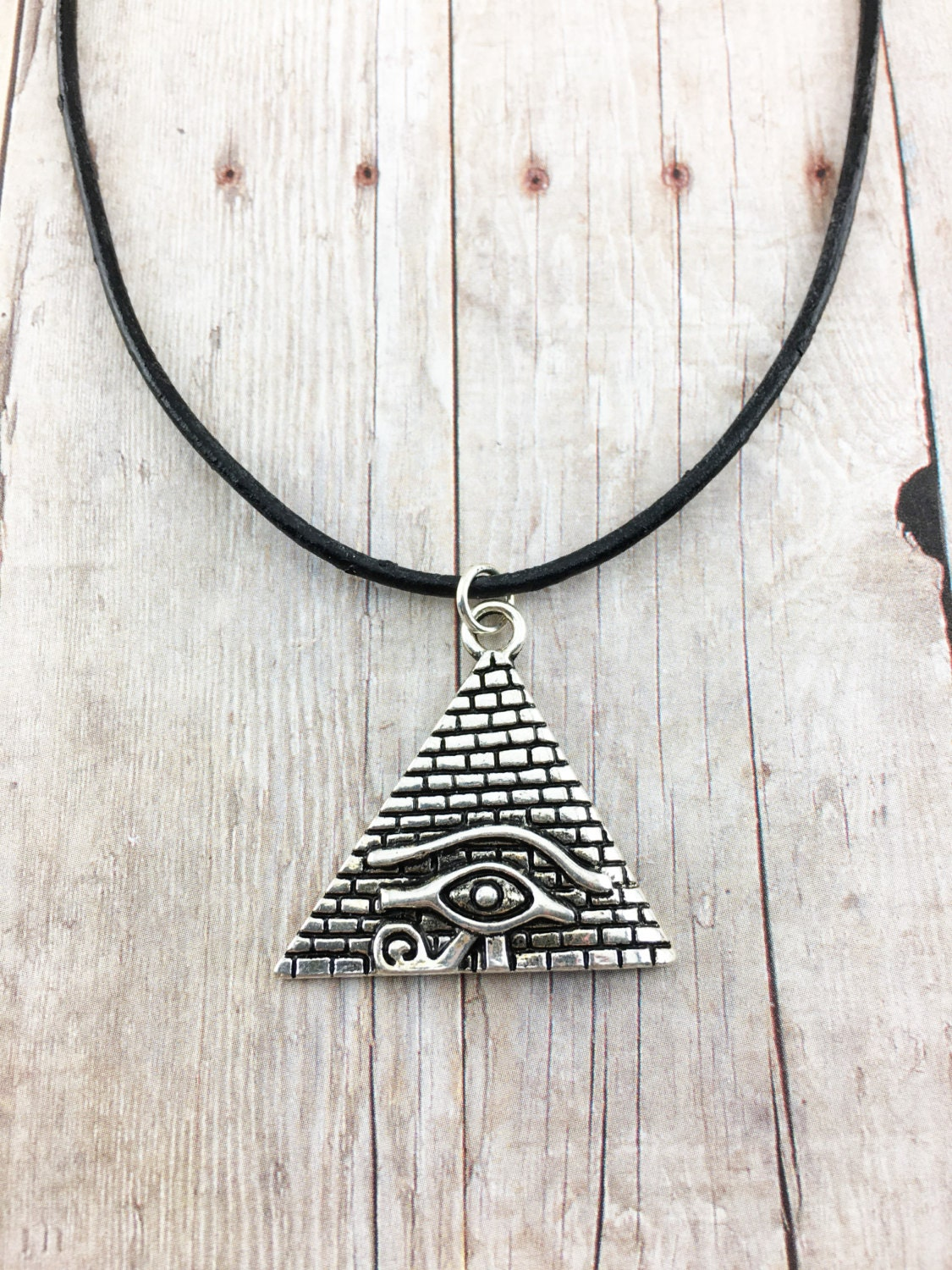 Pyramid Eye Of Horus