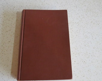 The Saga of Billy the Kid by Walter Noble Burns - Vintage Hardcover - Historical Biography - American West