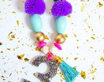 Multicolor Birthday Necklace