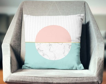 Pastel Pillow | Pastel Decor | Pastel Throw Pillow | Pastel Cushion | Pastel Pillowcase | Pastel Pillow Cover | Minimalist Pillow