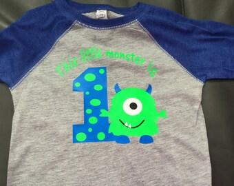 Monster Birthday Shirts