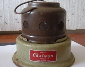 Fantastic Vintage Chalwyn Paraffin Heater