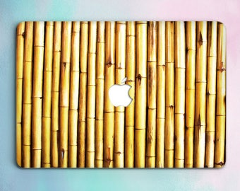 Bamboo Macbook Air 13 Wooden Macbook Pro Case Macbook Pro 15 Wood Laptop Pro 13 Macbook Retina Laptop Case Macbook 12 Case Air Macbook  070