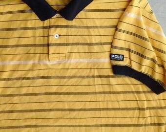 Ralph Lauren Polo Sport shirt. Vintage Polo Sport 90's polo