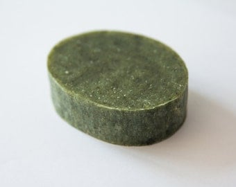 Nettle soap bar - Herbal homemade soap, all natural soap, organic soap. Sulfate free soap. Valentines day gift for men. Love gifts for him