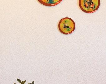 Black Rabbit   Wall Art Décor   Acrylic Paintings